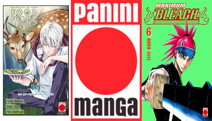 Novedades Panini Comics mayo 2019: manga shounen