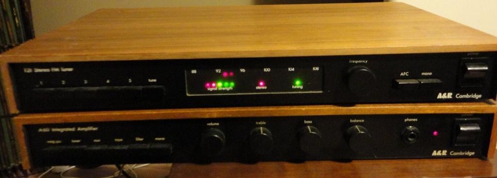 Infrequent Sound Sextex Technology AR Cambridge T21 Arcam