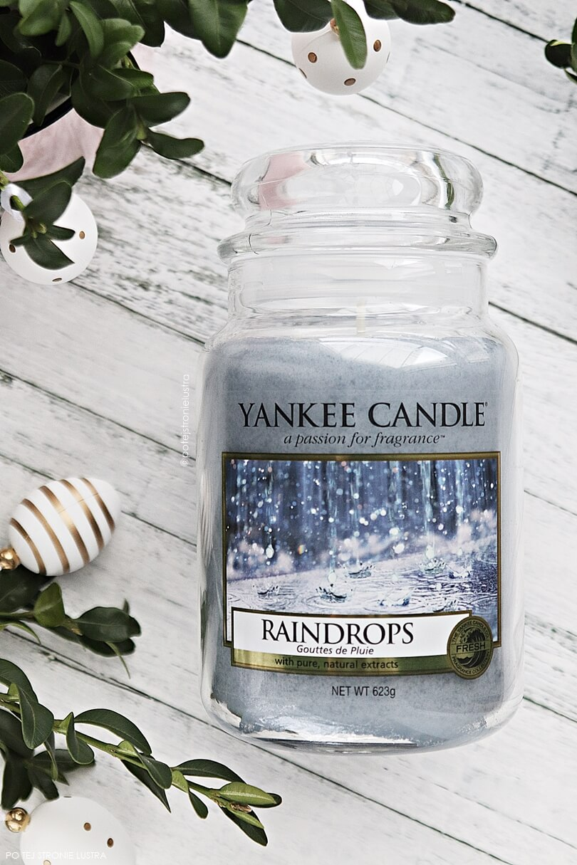 yankee candle raindrops blog