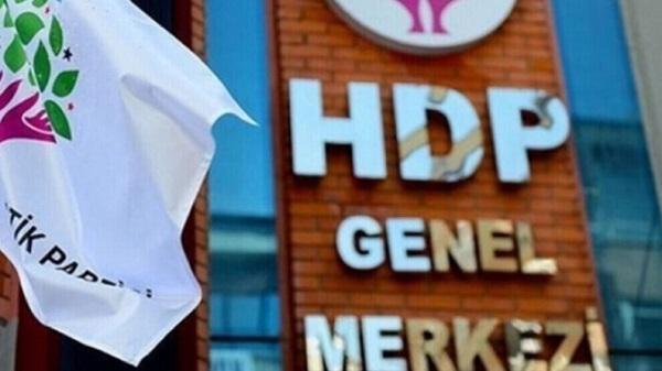Το τουρκικό καθεστώς επιχειρεί να κλείσει το Δημοκρατικό Κόμμα των Λαών