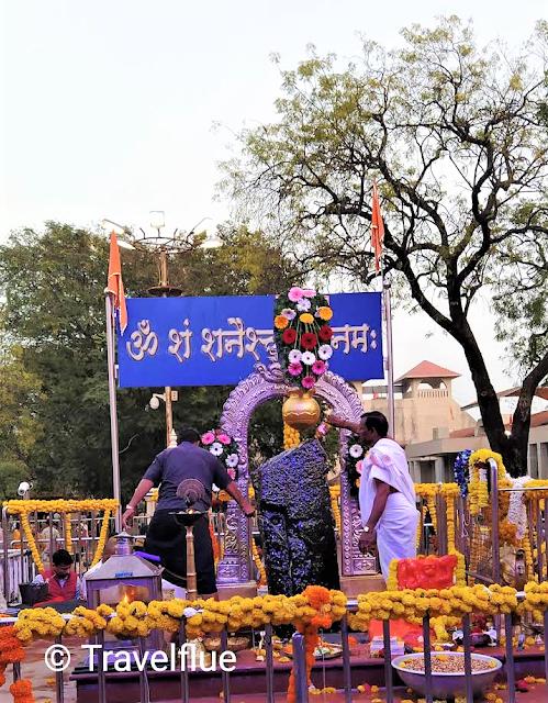 Shani Shingnapur, Maharashtra travel story