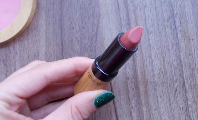Catrice Neo Natured swatch NUDEtral nature lipstick