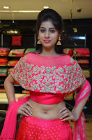 Naziya Khan bfabulous in Pink ghagra Choli at Splurge   Divalicious curtain raiser ~ Exclusive Celebrities Galleries 014.JPG