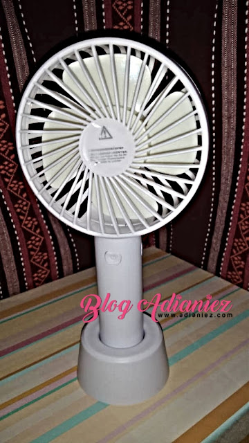 Shopee 9.9 Super Shopping Day | USB Rechargeable Mini USB Fan & Hand Held Portable