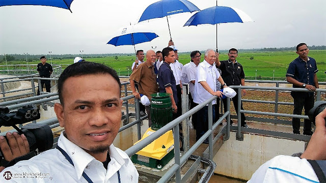 Najib Razak, Khir Khalid, Ganchong, Transformasi ECER,