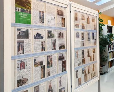 Exposición de Coleccionismo Minero en la Camocha. Santa Bárbara
