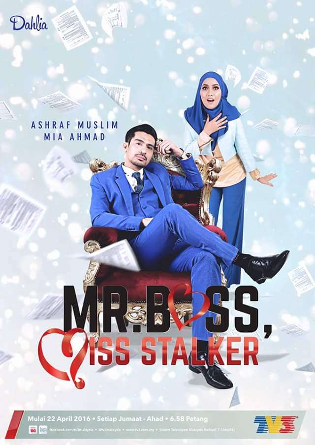 Mr. Boss, Miss Stalker‬