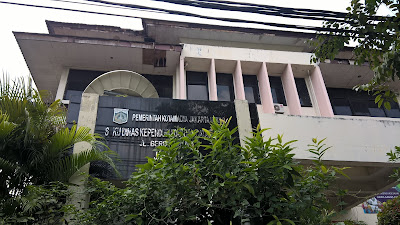 Kantor Dukcapil Kota Administrasi Jakarta Utara