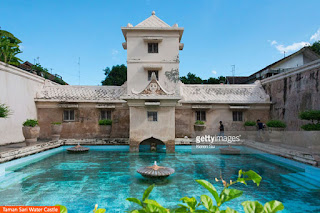 Photo: Taman Sari Water Castle, Indonesia