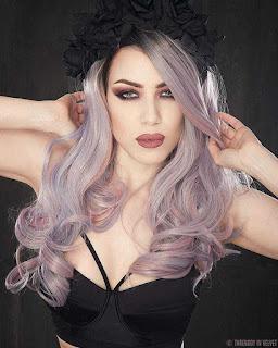 perucas de cabelo humano