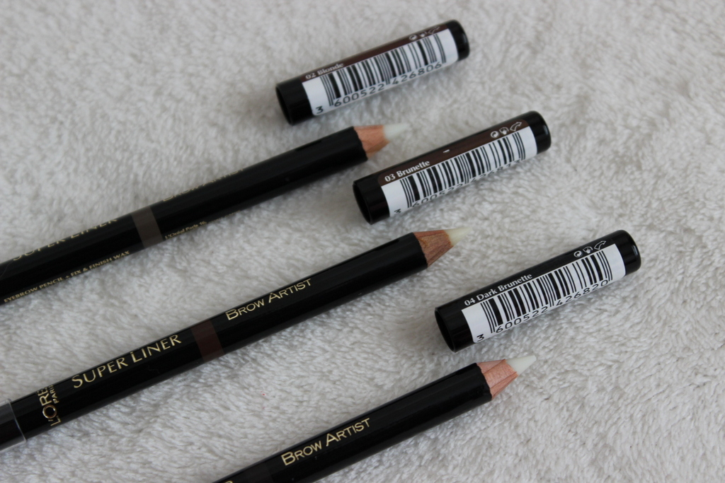 Super Liner Brow Artist by L'Oreal #22