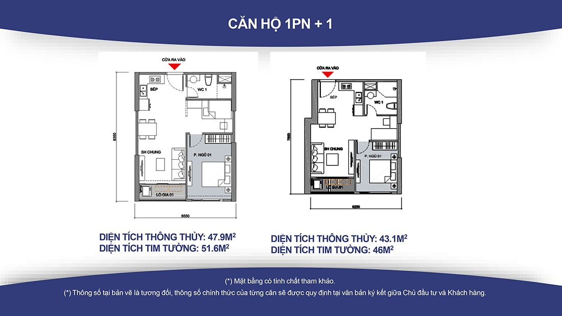 can ho 43m2 vinhomes smart city