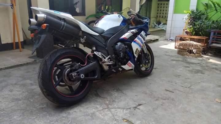 Juragan Moge Bekas Tangerang Forsale Yamaha R1 2007 2008