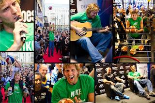 dirk nowitzki, champion, frankfurt, fans, mavs