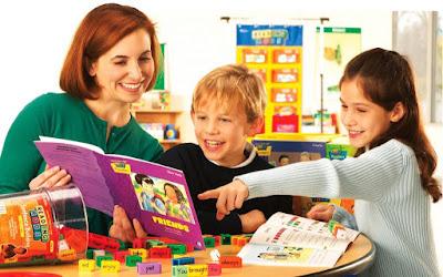 Melatih Anak-anak Agar Dapat Berbicara Bahasa Inggris