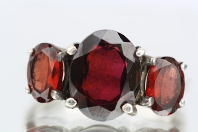 Garnet is one of many silicate minerals our Creator provided for our use