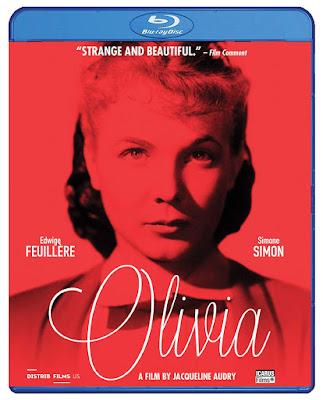 Olivia 1951 Bluray