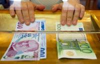 TL Euro para, 200 TL 100 TL 100 Euro para değişim, döviz Euro alım satım