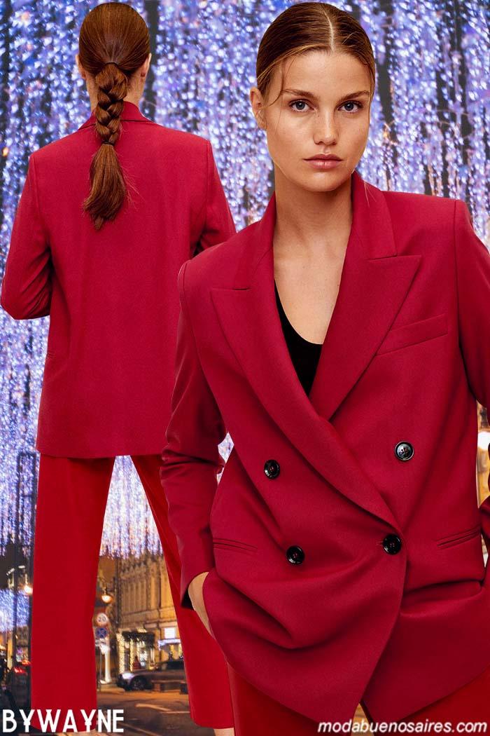 Sacos de moda otoño invierno 2021 mujer