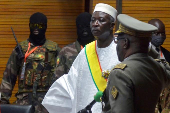 Military detain Mali's President and Prime minister