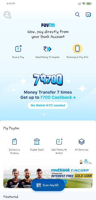 Delete Paytm Account Permanently