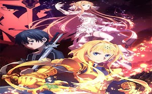 Sword Art Online: Alicization War of Underworld 01/?? [Sub-Español][MEGA-MF-GD][HD-FullHD][Online]