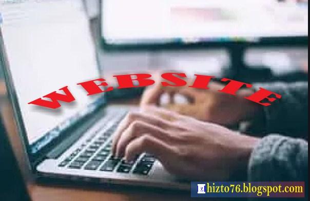 ciri-ciri website yang disukai pengunjung - HIZTO