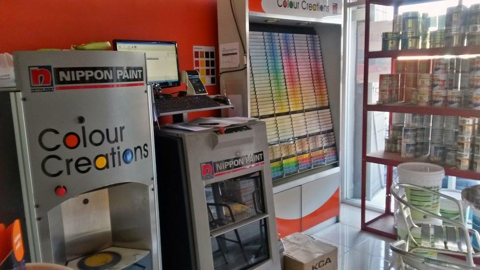 Denpasar Bali Paint Shop – Sumber Jaya Makmur
