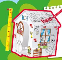 Logo Concorso Fruittella 2020: vinci 275 casette di cartone da colorare