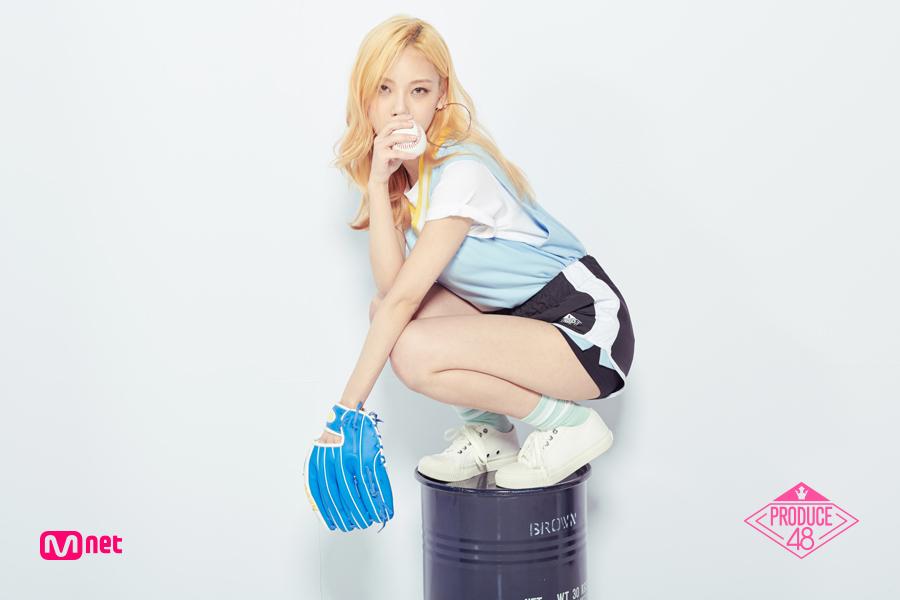 【PRODUCE48】人気シェフ、チェ・ヒョンソクの愛娘チェ・ヨンスほか…AKB48グループ + 韓國企畫會社の參加者96 ...