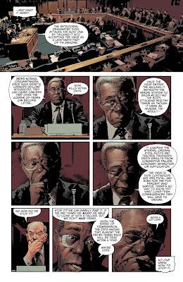 Review de The Resistance de Michael Straczynski y Mike Deodato - Panini Comics