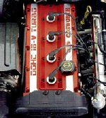 Двигатель Ford Sierra Cosworth 4x4.