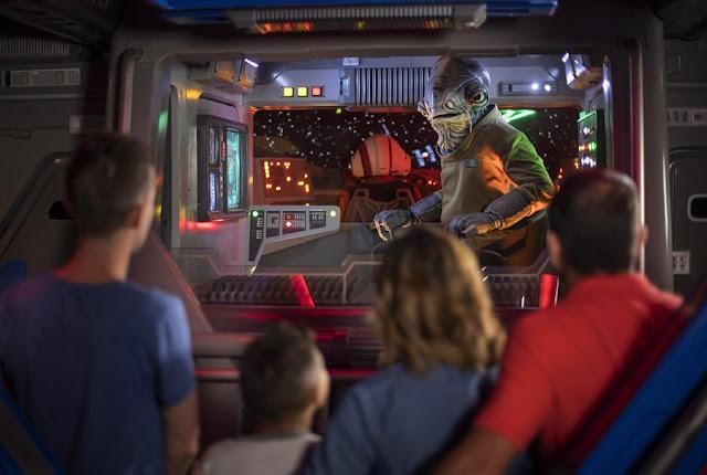 Parque Disney World estrena atracción de «Star Wars» en Orlando