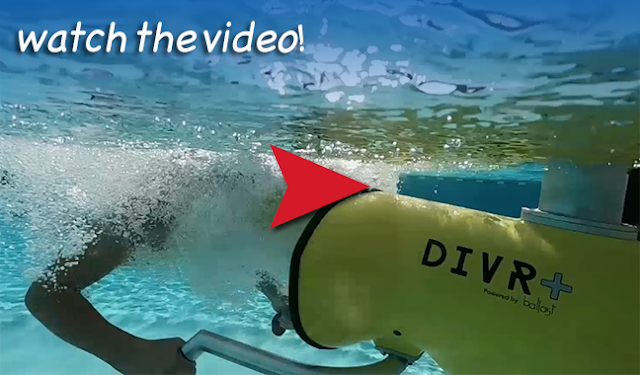 deep dive video