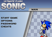 Ultimate Flash Sonic juego