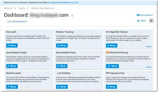 Start Backlink Audit