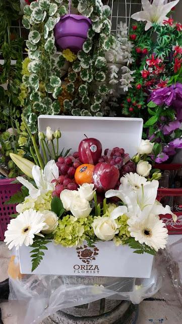 toko bunga terdekat 24 jam, bunga box surabaya, florist di kayoon surabaya