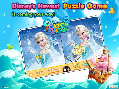 Playpark Disney Catch Catch Available Soon in the Philippines