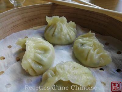 Recettes d'une Chinoise: Raviolis et siu mai aux Saint ...