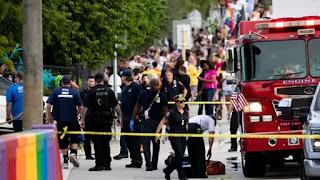 Truck Driver Crashed at South Florida Pride Parade