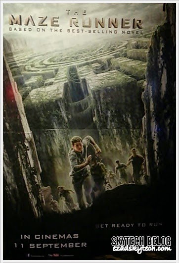 Film Review - The Maze Runner