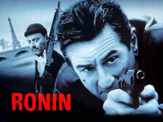 Hantu Baca Film Agen Rahasia Terbaik Paling Keren Ronin (1998)