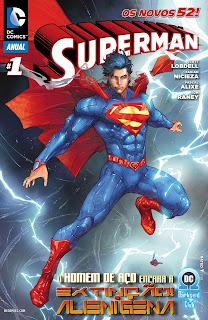 Os Novos 52! Superman - Anual #1