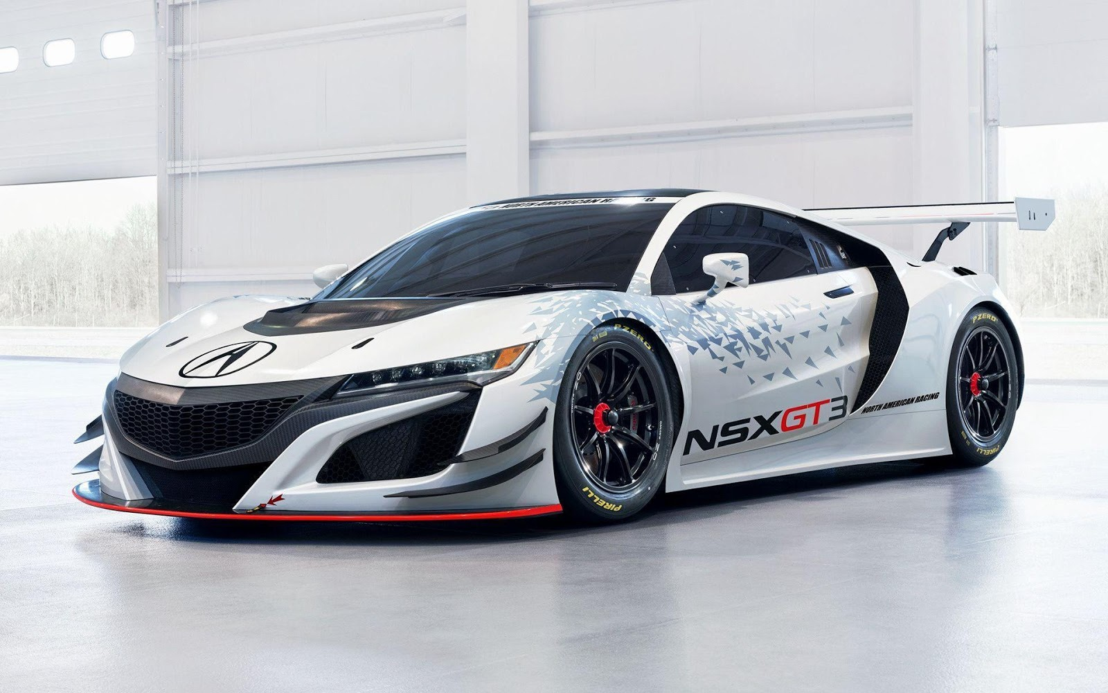 Acura NSX GT3 car wallpapers hd