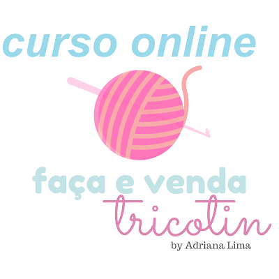 Curso Online Faça e Venda Tricotin