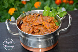 Nepali Mutton Curry – Khasi Ko Masu Recipe