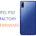 Itel p33 factory firmware without password