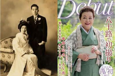 Kesulitan Ekonomi, Nenek Berusia 83 Tahun Nekat Masuk Ke Industri Porno Di Jepang