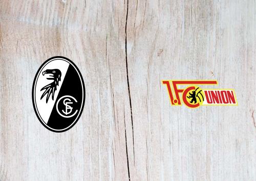 Freiburg vs Union Berlin -Highlights 29 October 2019