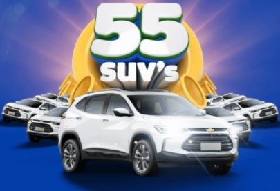 Cadastrar Promoção Aniversário 2021 Gazin 55 Carros